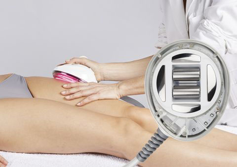Synergy Endo Handpiece for Lymphatic Drainage Working