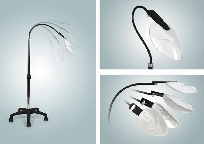 LED Light Therapy Stand